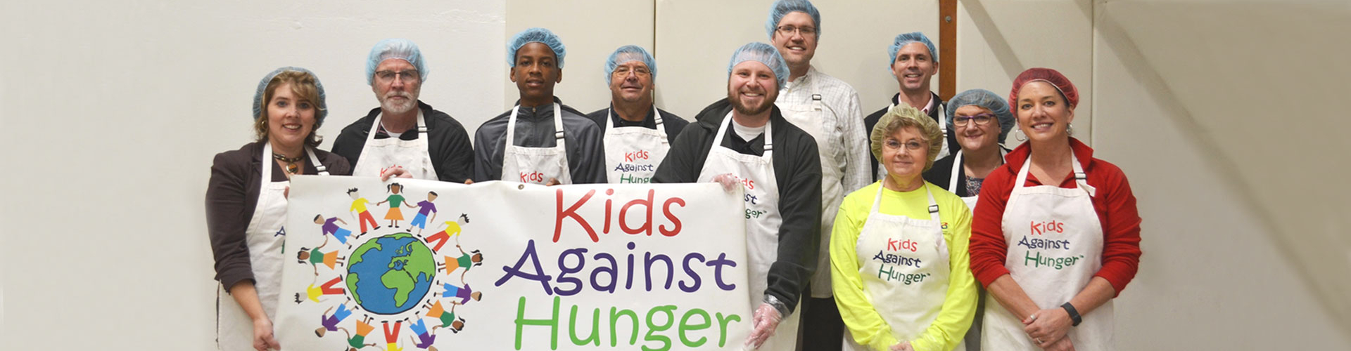 Community Commitment Kids Against Hunger